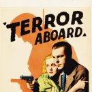 TERROR ABOARD 1933 John Halliday