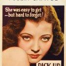 PICK-UP 1933 Sylvia Sidney