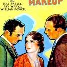 BEHIND THE MAKE-UP 1930 Kay Francis