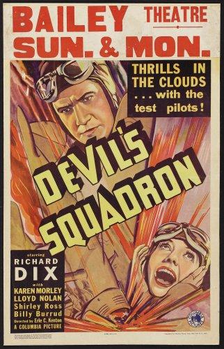 DEVIL'S SQUADRON 1936 Richard Dix