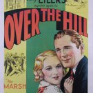 OVER THE HILL 1931 Sally Eilers