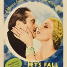 LET'S FALL IN LOVE 1933 Ann Sothern
