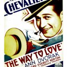 WAY TO LOVE 1933 Ann Dvorak