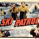 SKI PATROL 1940 Luli Deste *Lost Film*