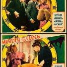 MURDER BY THE CLOCK 1931 William Boyd