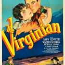 VIRGINIAN 1929 Gary Cooper