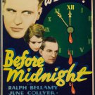 BEFORE MIDNIGHT 1933 Ralph Bellamy