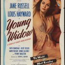 YOUNG WIDOW 1946 Jane Russell