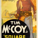 SQUARE SHOOTER 1935 Tim McCoy