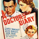 DOCTOR'S DIARY 1937 George Bancroft