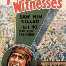70,000 WITNESSES 1932 Phillips Holmes
