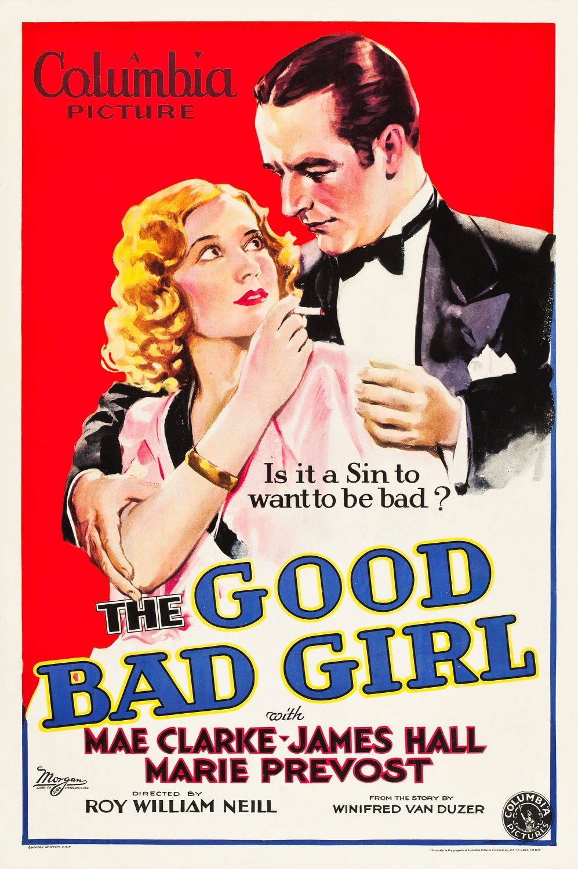 GOOD BAD GIRL 1931 Mae Clarke