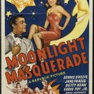 MOONLIGHT MASQUERADE 1942 Jane Frazee