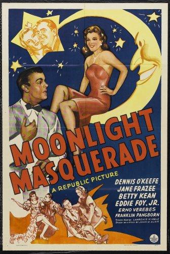 MOONLIGHT MASQUERADE 1942 Jane Frazee