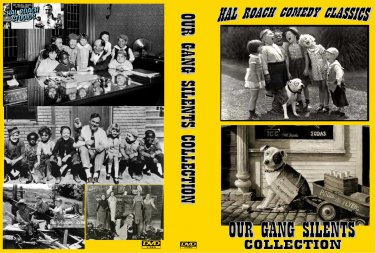 OUR GANG SILENTS COLLECTION BOX SET