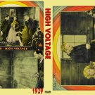 HIGH VOLTAGE 1929 Carole Lombard