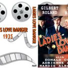 LADIES LOVE DANGER 1935 Moan Barrie