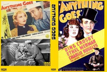 ANYTHING GOES 1936 Ethel Merman