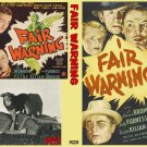 FAIR WARNING 1937 Betty Furness