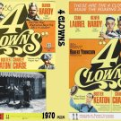 FOUR CLOWNS 1970 Laurel and Hardy