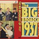 BIG BROADCAST OF 1937 Jack Benny