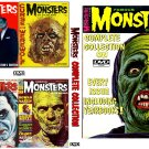 FAMOUS MONSTER OF FILMLAND COLLECTION DVD-ROM