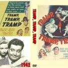 TRAMP, TRAMP, TRAMP 1942 Jackie Gleason