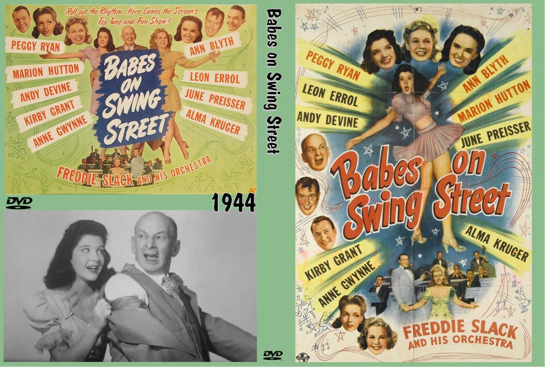 BABES ON SWING STREET 1944 Ann Blyth