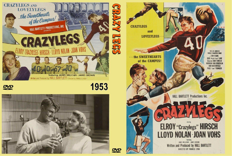 CRAZYLEGS 1953 Lloyd Nolan