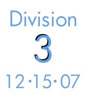 12-15-07: Division 3