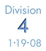 Division 4: 1-19-08