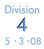 Division 4: 5-3-08