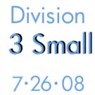 7-26-08- Division 3 Small