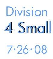 7-26-08- Division 4 Small