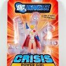 Powergirl DC Universe Infinite Heroes Figure Mattel