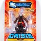 Hush DC Universe Infinite Heroes Figure Mattel Batman