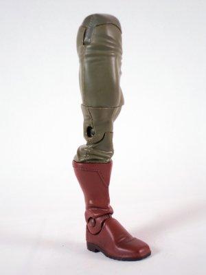 Despero Right Leg Collect & Connect DC Universe Classics DCUC Mattel BAF Build a Figure Piece