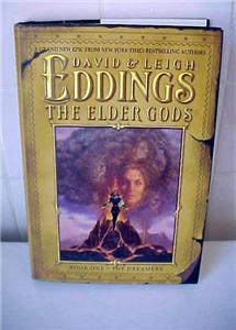 FANTASY The Elder Gods David Eddings 2003 First Edition