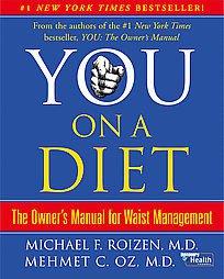 NEW You on a Diet by Mehmet Oz  Michael Roizen HB/DJ