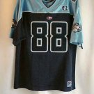 NWOT North Carolina Tarheel Colosseum Football Jersey L