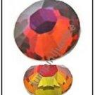 VOLCANO Swarovski Crystal Flatback 2028 Rhinestones 12 pieces 5mm 20ss