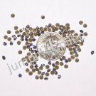 pp18 Crystal Clear Swarovski Chaton 1028 Point Pointed Back 72 pieces 2.5mm
