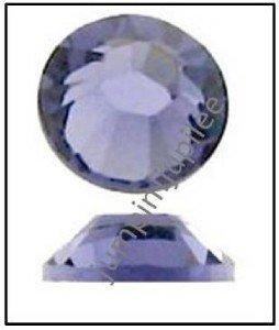 TANZANITE Purple Swarovski NEW 2058 Crystal Flatback Rhinestones 144 pcs 2mm 7ss