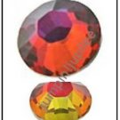 VOLCANO Swarovski Crystal Flatback 2028 Rhinestones 144 pieces 1 gross 5mm 20ss