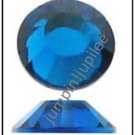 CAPRI BLUE Swarovski NEW 2058 Crystal Flatback Rhinestones 12 pieces 5mm 20ss