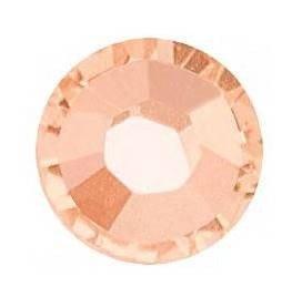 LIGHT PEACH Swarovski Crystals Flatback 2028 Rhinestones 144 pieces 2mm 7ss