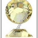 JONQUIL Yellow Swarovski Crystal Flatback 2028 Rhinestones 12 pieces 8.5mm 40ss