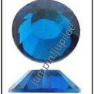 CAPRI BLUE Swarovski NEW 2058 Crystal Flatback Rhinestones 72 pieces 5mm 20ss