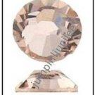 SILK Peach Swarovski Crystal New 2058 Flatback Rhinestones 144 pieces 3mm 12ss