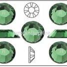 ERINITE Green Swarovski NEW 2058 Crystal Flatback Rhinestones 144 pcs 4mm 16ss